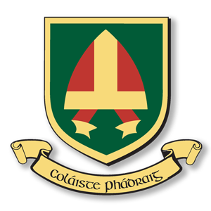 St Patricks College Cork Crest